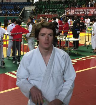 Jackson Tandy Seoul Tournament