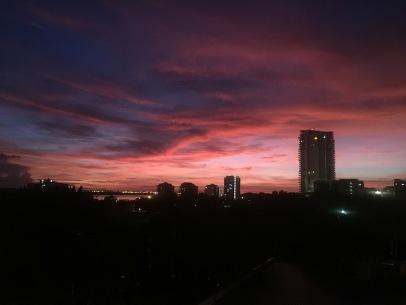 Darwin CBD Sunrise